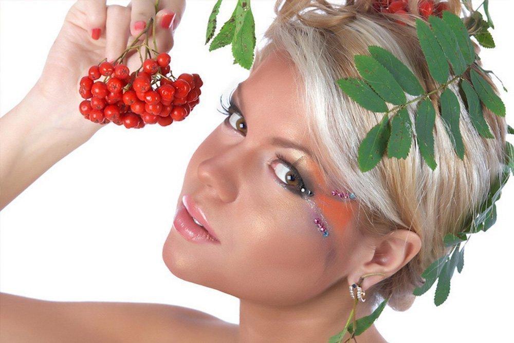 Похудение с яркими ягодами