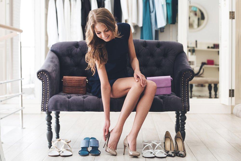 Правильный выбор обуви как профилактика грибка ногтей