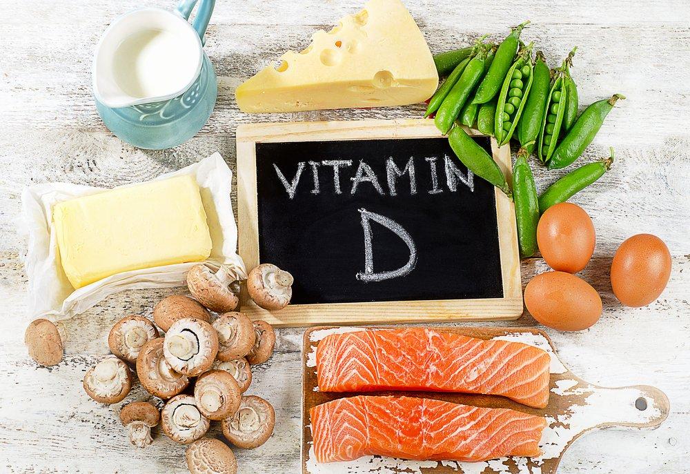 Рахит — дефицит витамина D