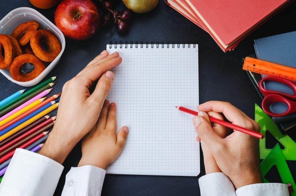 Что это значит: учить писать?