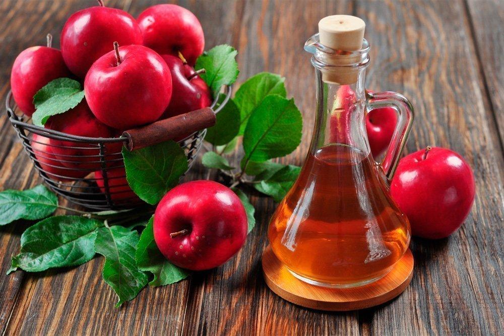 2. Яблочный уксус