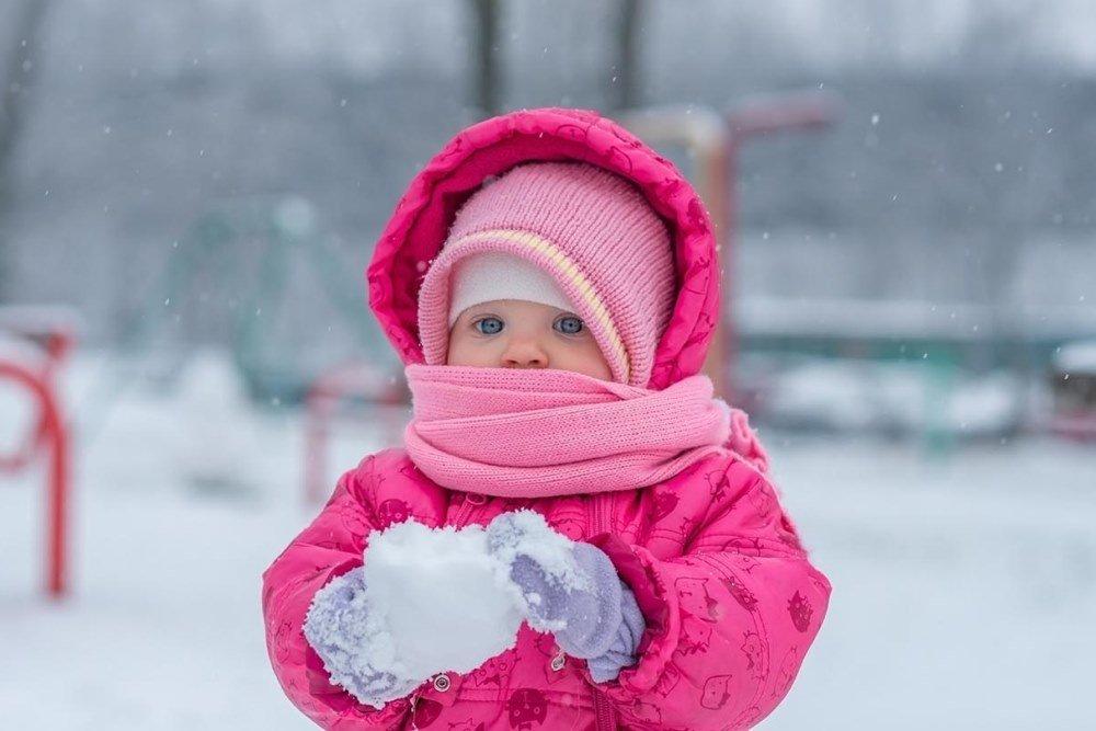 Как одевать ребенка на прогулку?