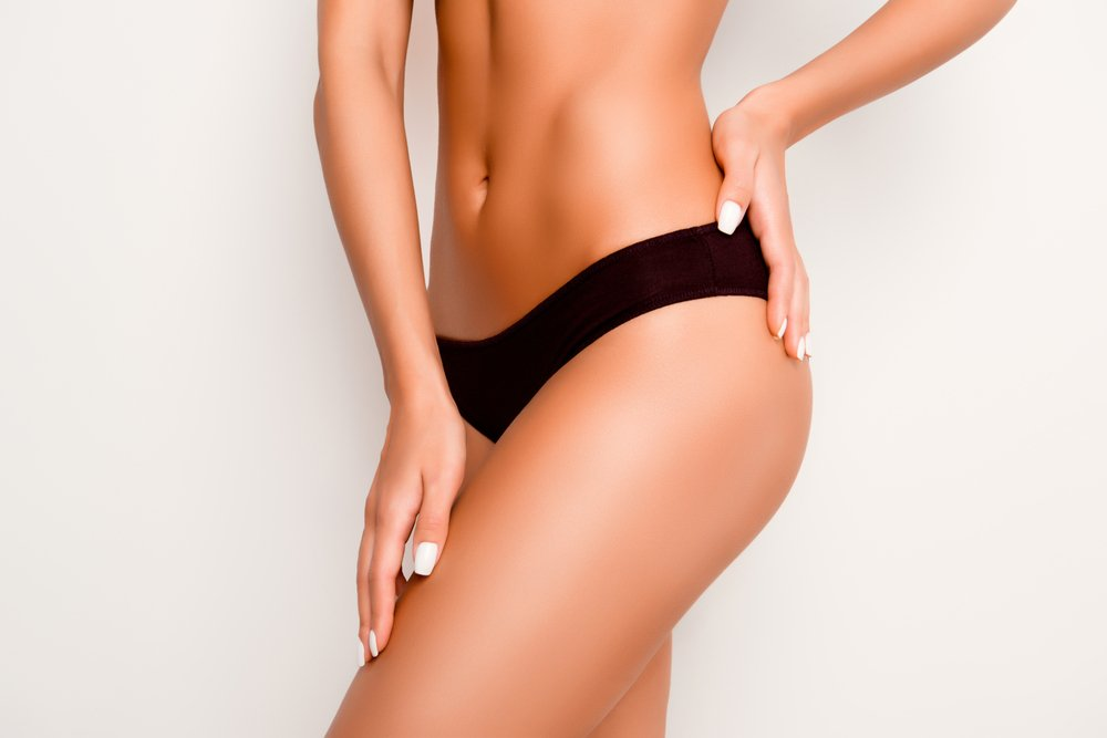 Миф 3: Стрии возникают чаще всего на бедрах и животе
