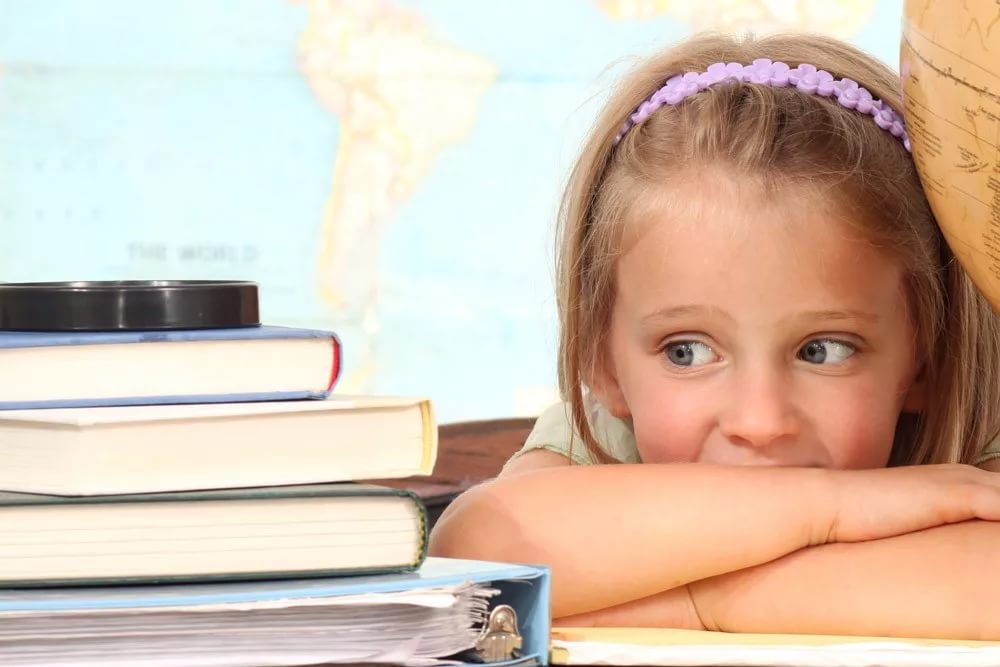 Нельзя наказывать детей учебой
