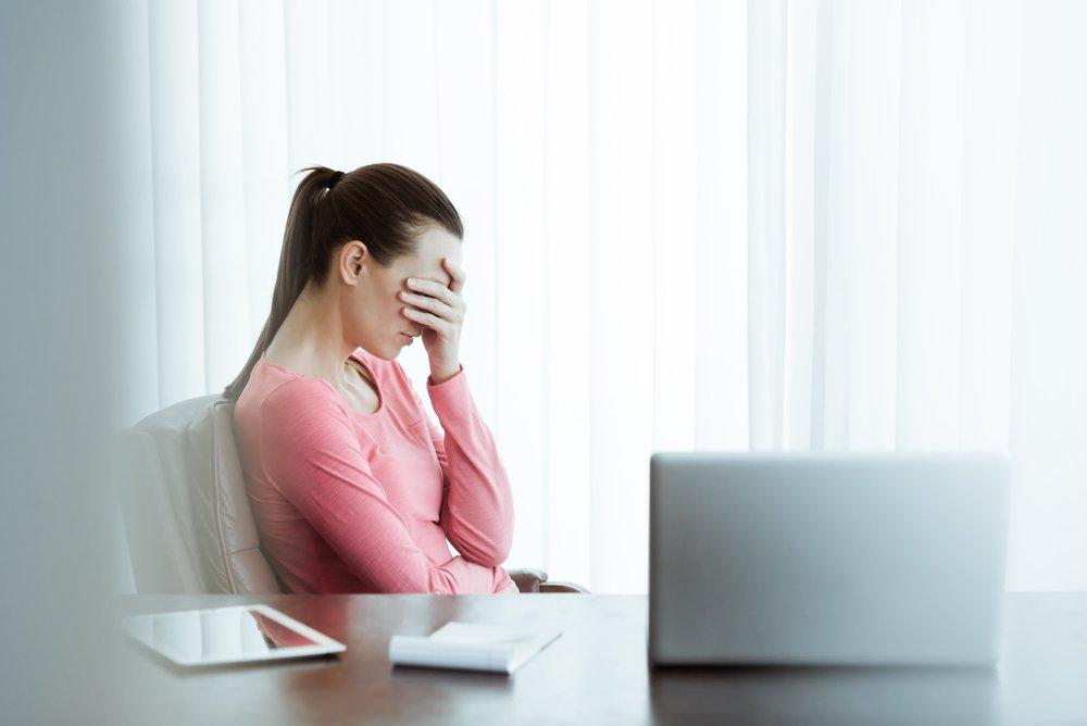 Стресс из-за рутины