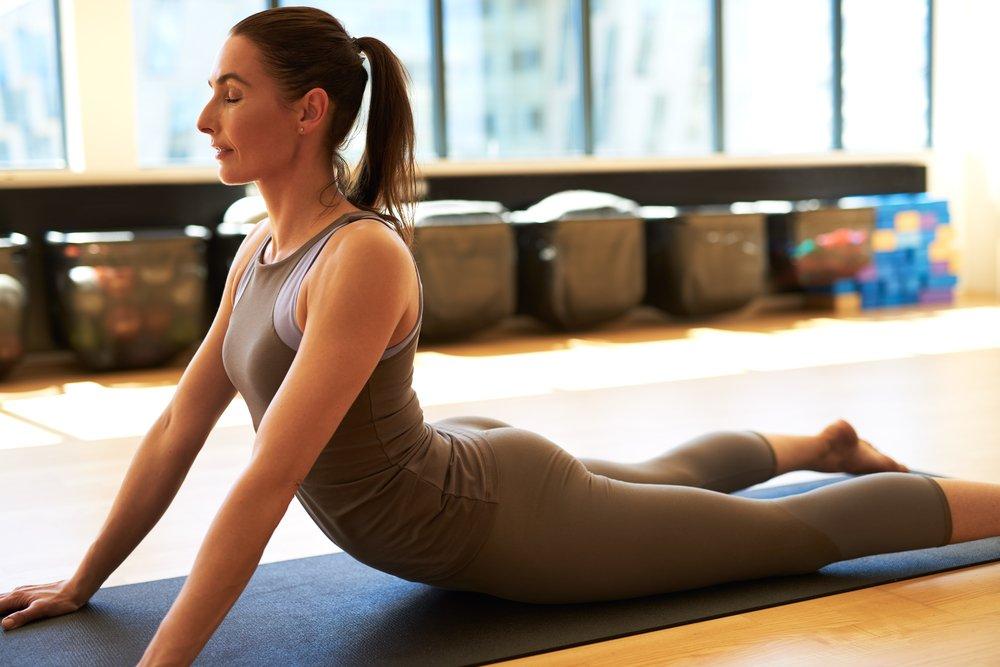 Фитнес-упражнения для мышц груди