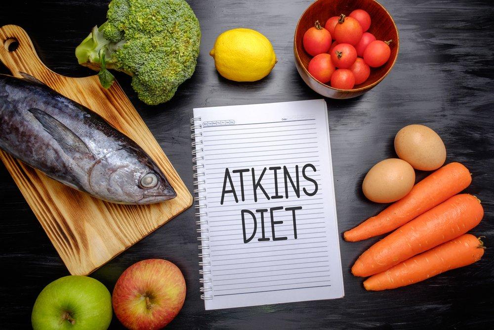 Рецепт диеты аткинсона