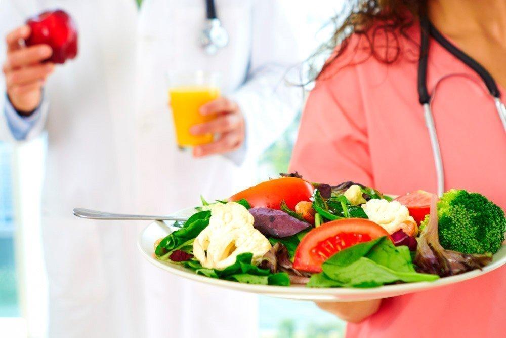Питание пациента диета