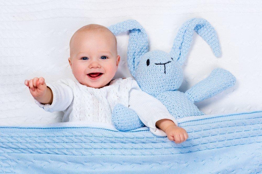 Ребенок от рождения до одного месяца