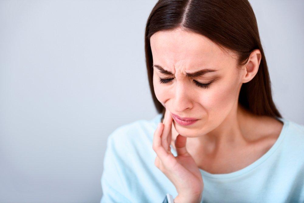 Причины боли при повышенной чувствительности