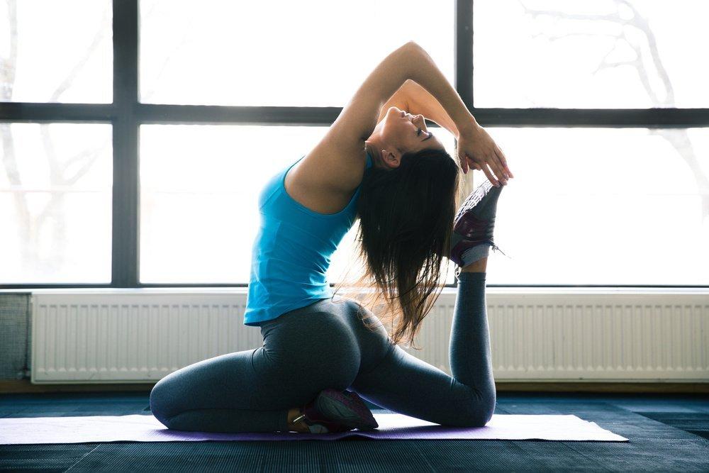 Разработка программы йоги для начинающих