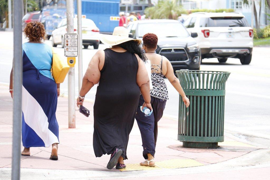 Ожирение: статистика и реальность