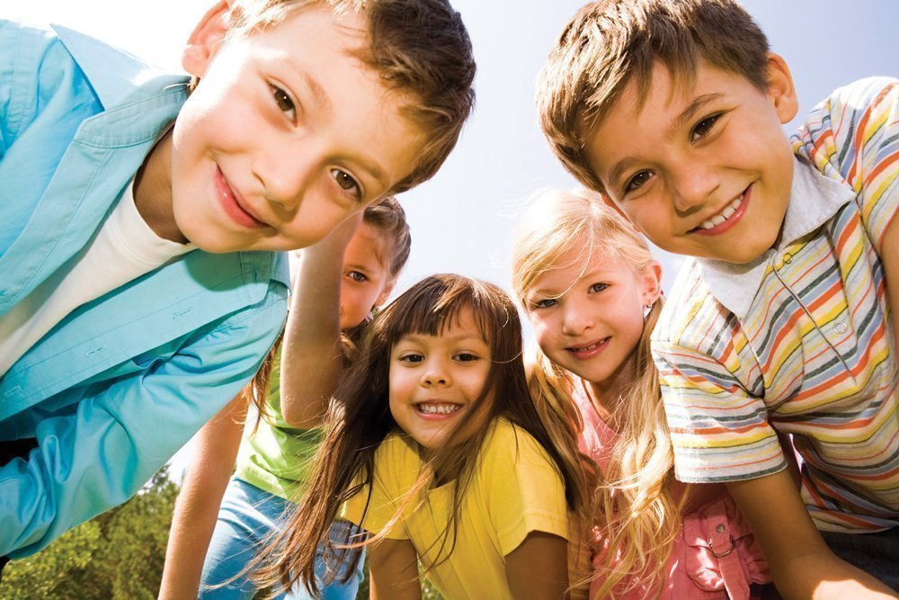 Правильное развитие ребенка оптимиста