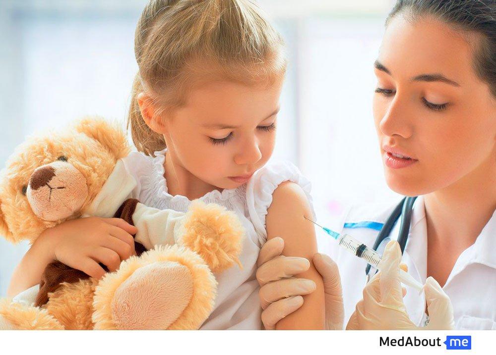 Когда делают прививку от пневмококка ребенку