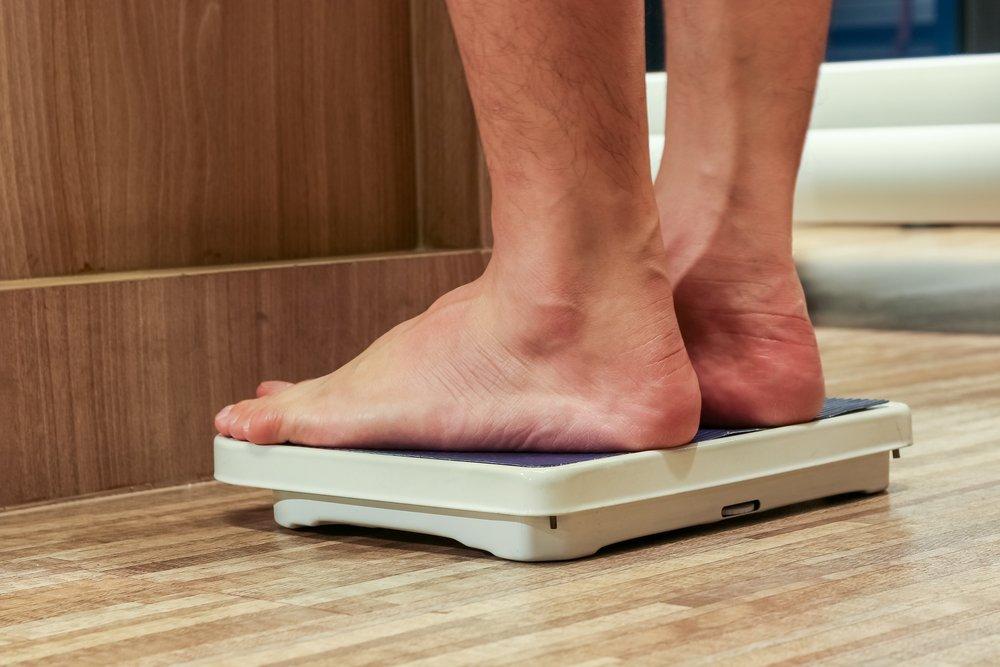 Физиологические причины гинекомастии: увеличение массы тела