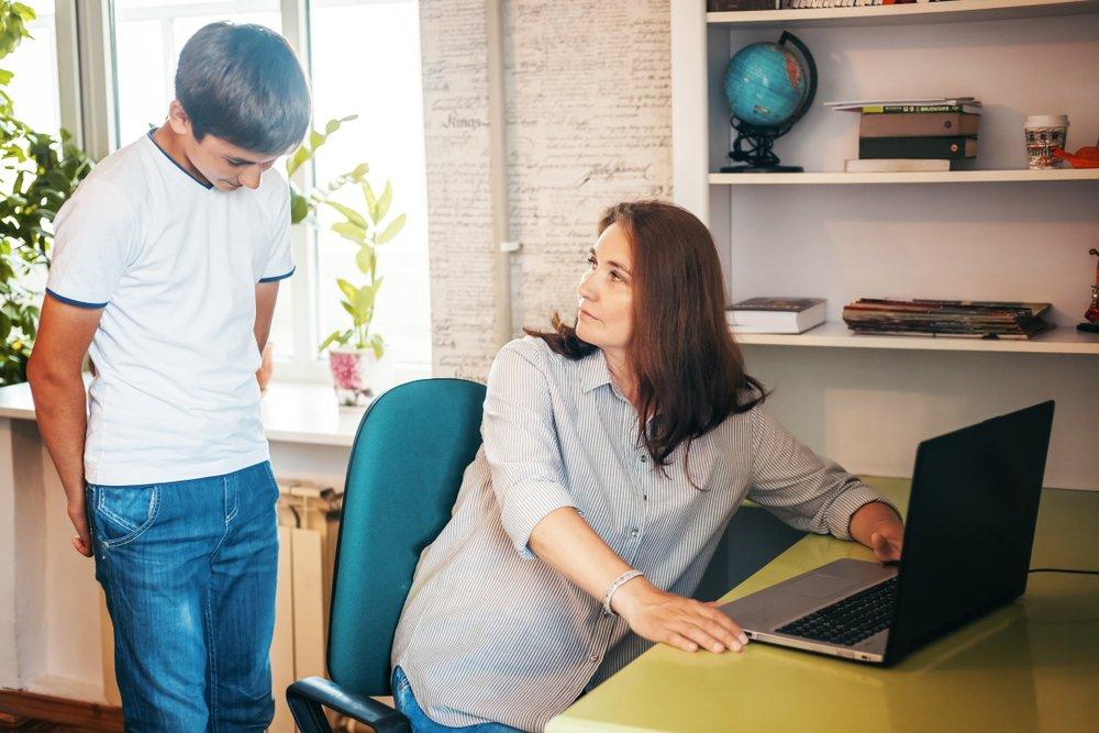 Советы родителям детей-подростков