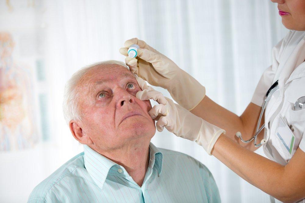 Глаукома после операции