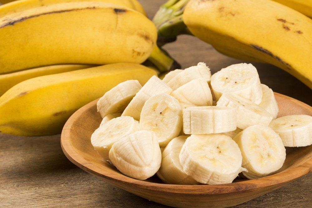 Плюсы похудения при помощи бананов