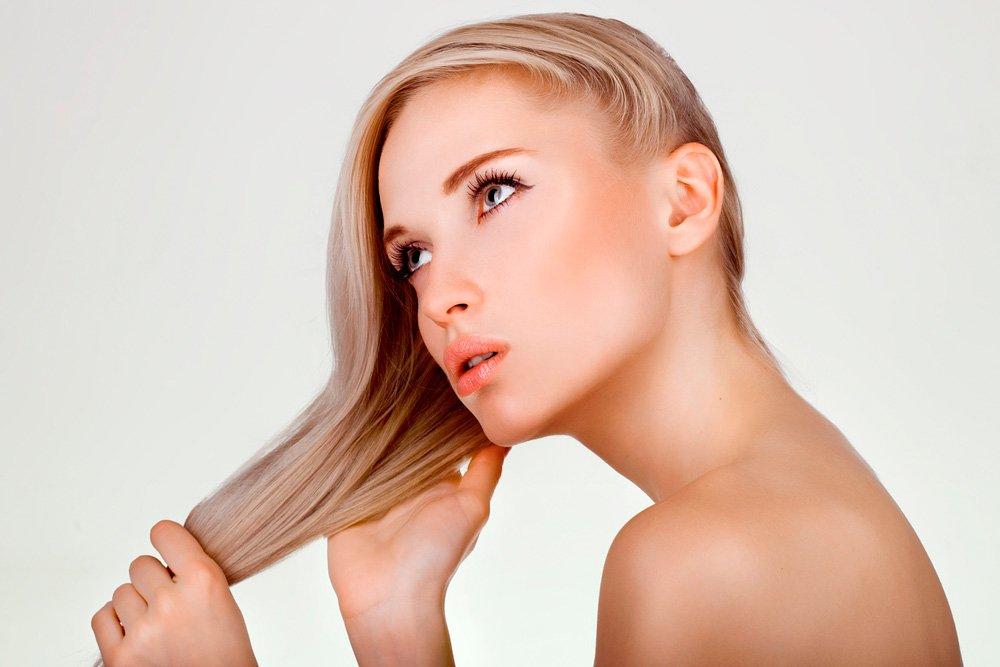 Активно увлажняйте, смягчайте и питайте волосы
