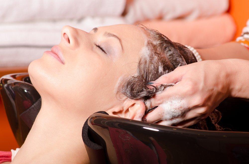 Красота волос: правильное очищение