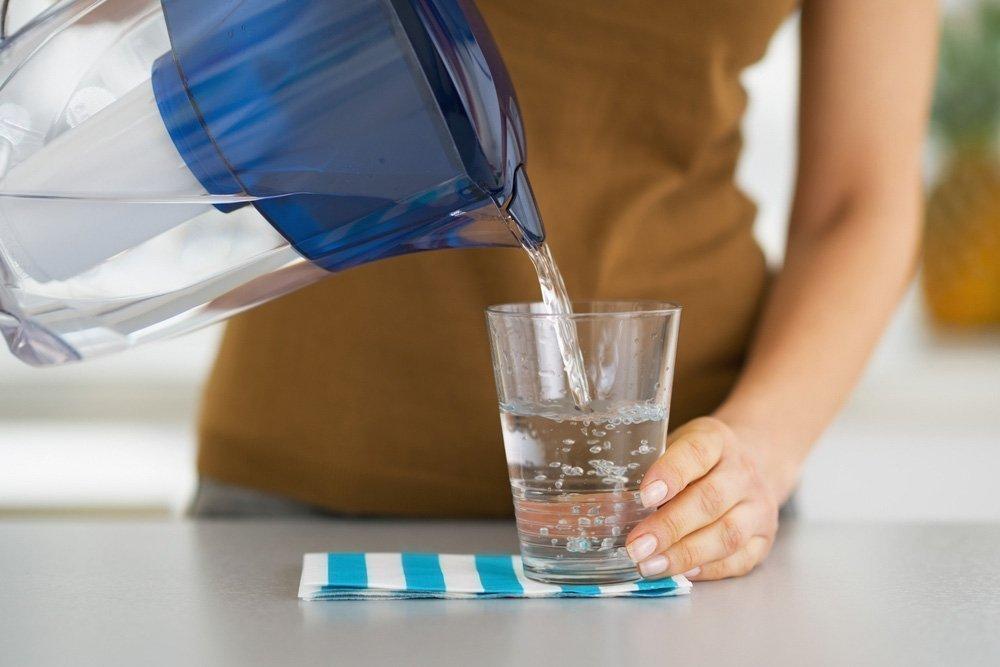 Полноценное питание: соблюдение питьевого режима