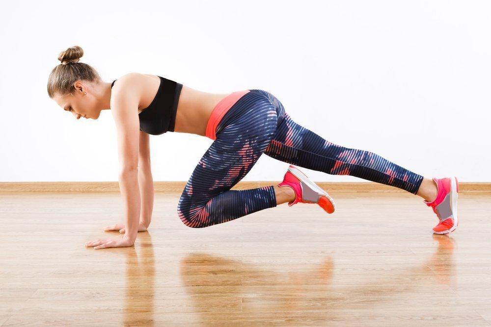 Физическая нагрузка и спортивные упражнения для проработки голеней