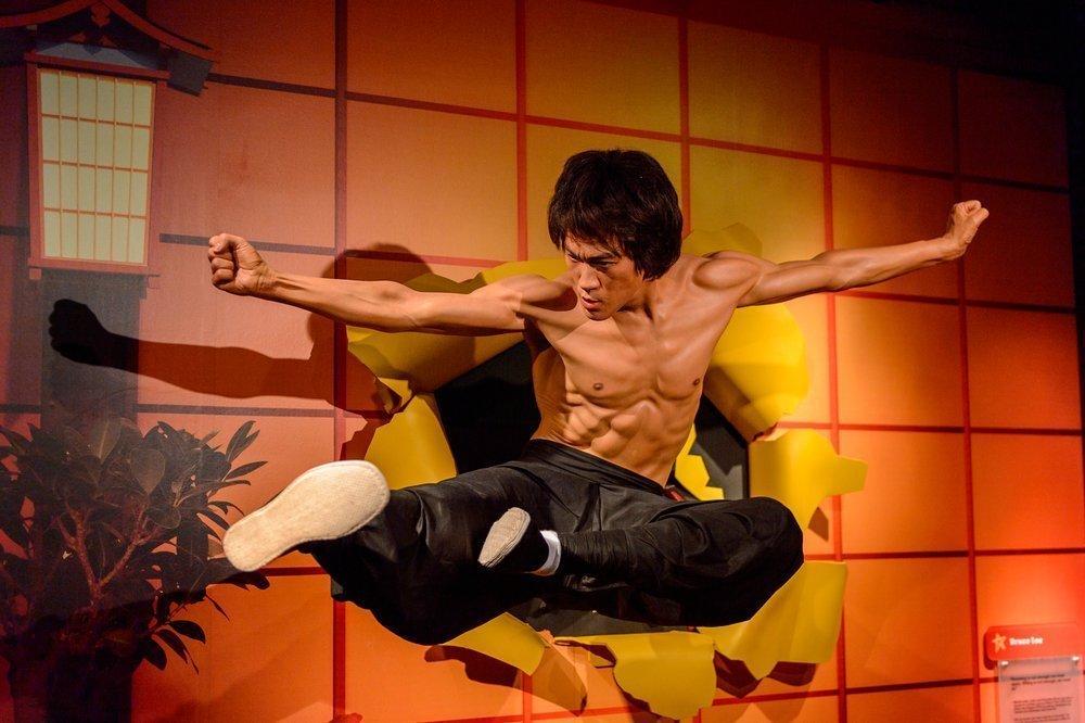 Фитнес-программа Брюса Ли для развития силы