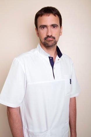 Василий Тарасенко, кандидат медицинских наук