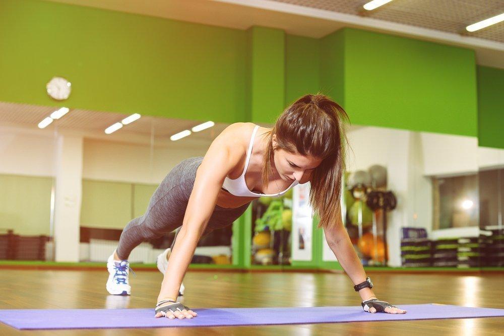 Комплексы силовых упражнений без отягощений