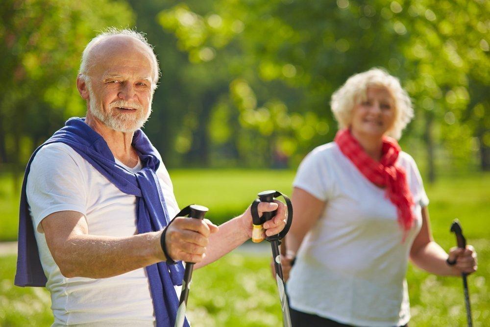 Привычки здоровья и долголетия: позитивный настрой и двигательная активность