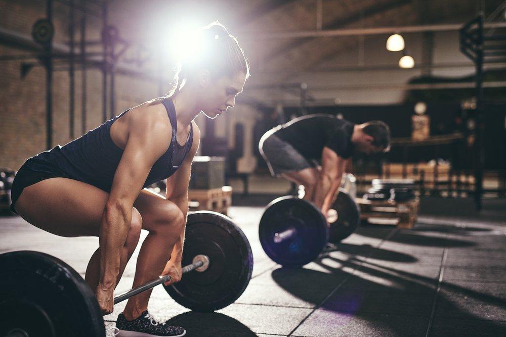 Становая тяга и другие базовые упражнения