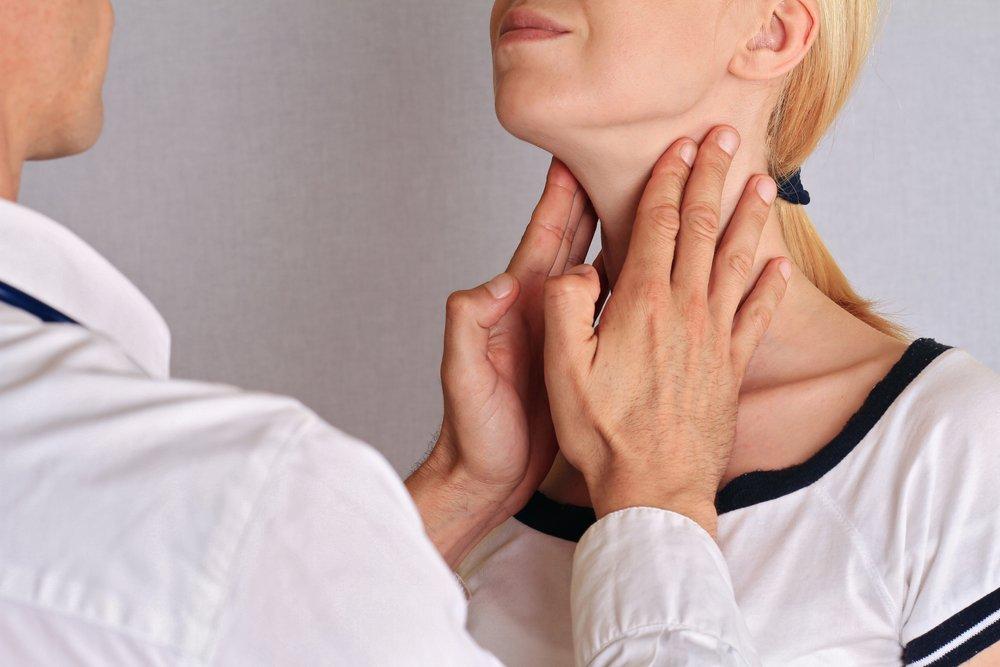 Проблемы щитовидной железы в женском организме