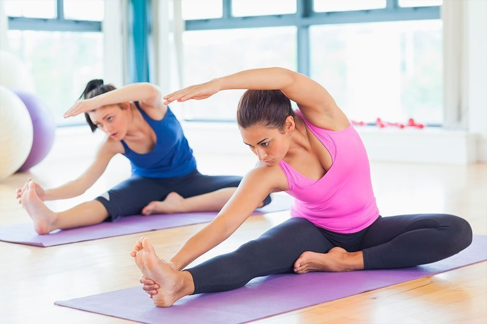 Роль растяжки в фитнесе, польза для здоровья