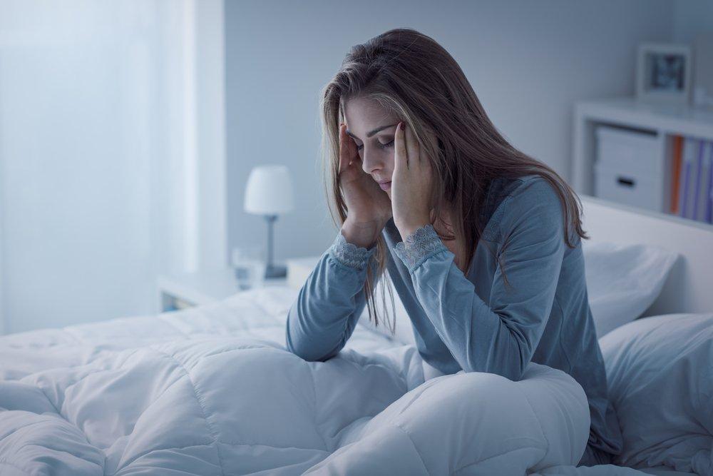 Причины нарушения сна при беременности