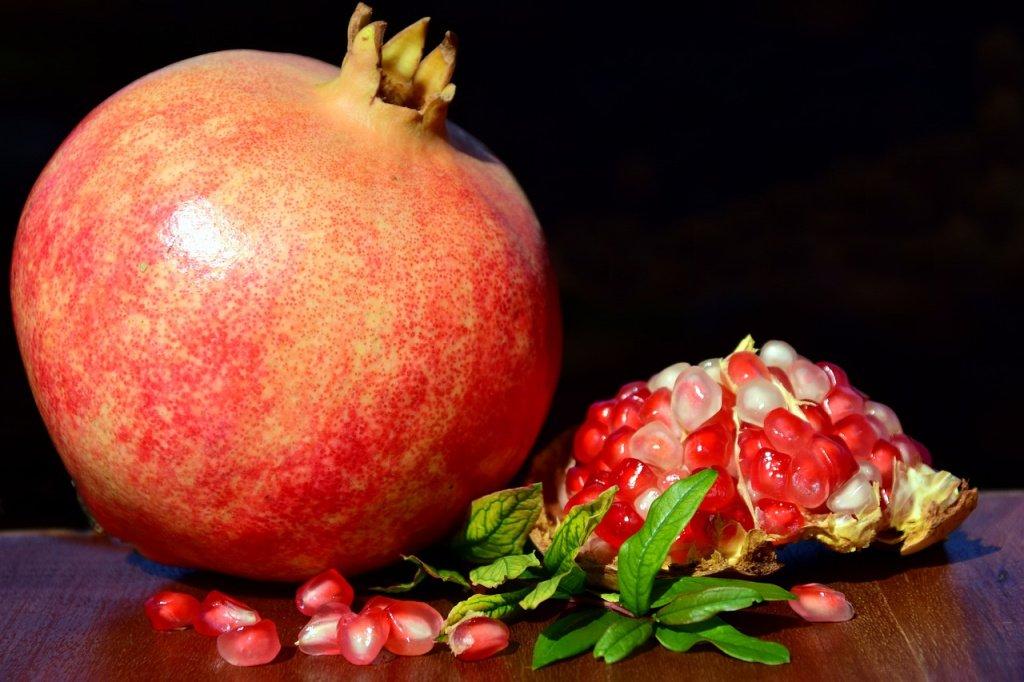 Божественный плод, или что вы не знали о гранате