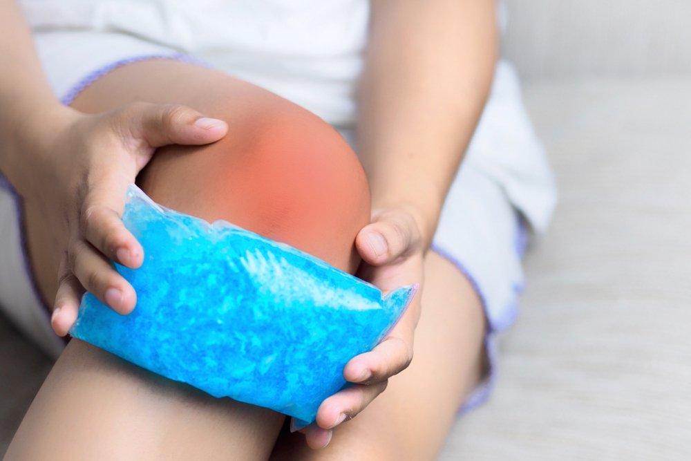 Профилактика болей и уменьшение нагрузки на колено