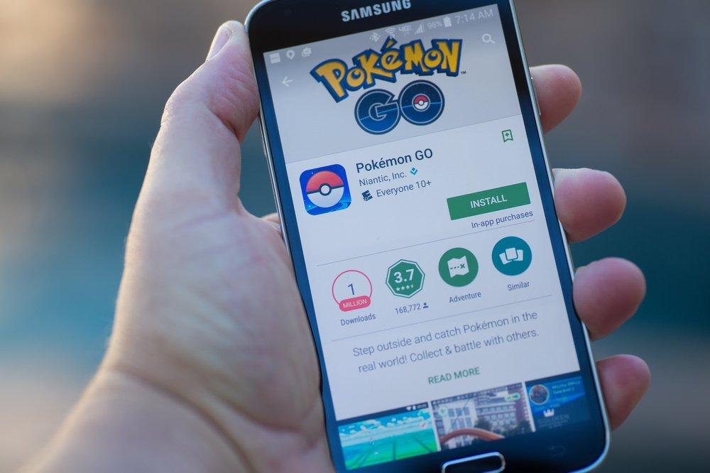 Что такое Pokemon Go? Источник: Randy Miramontez / Shutterstock.com