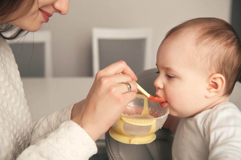 Неправильный выбор продуктов для ребенка