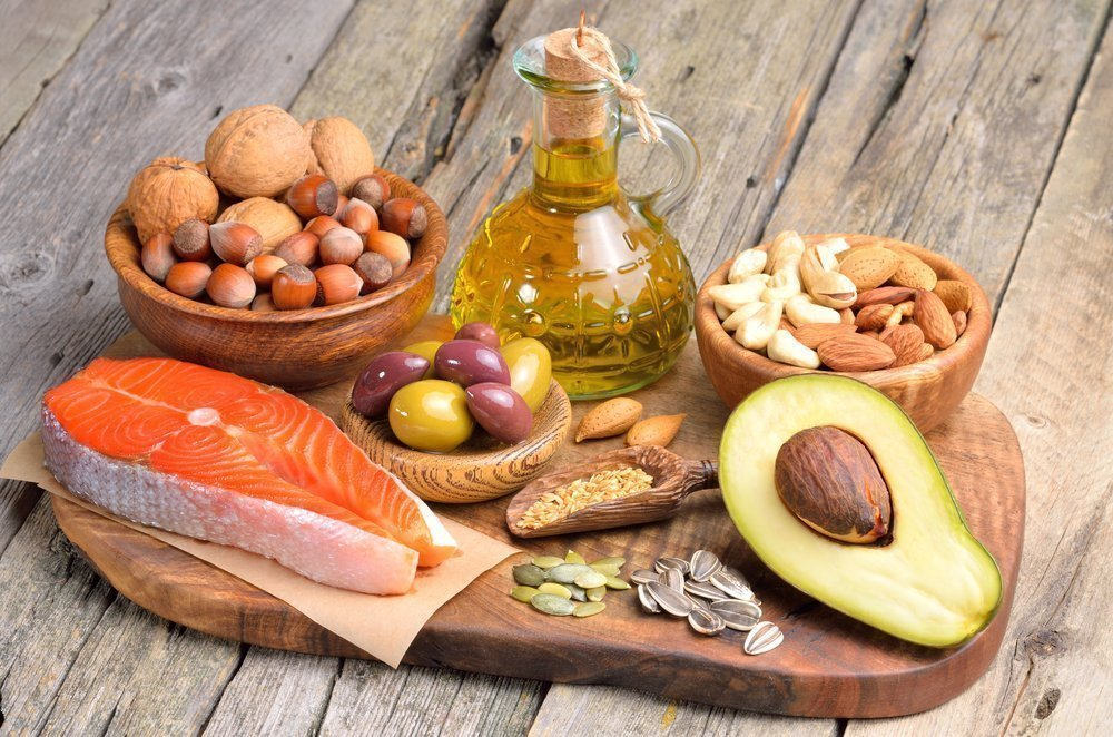 Жиры и питание