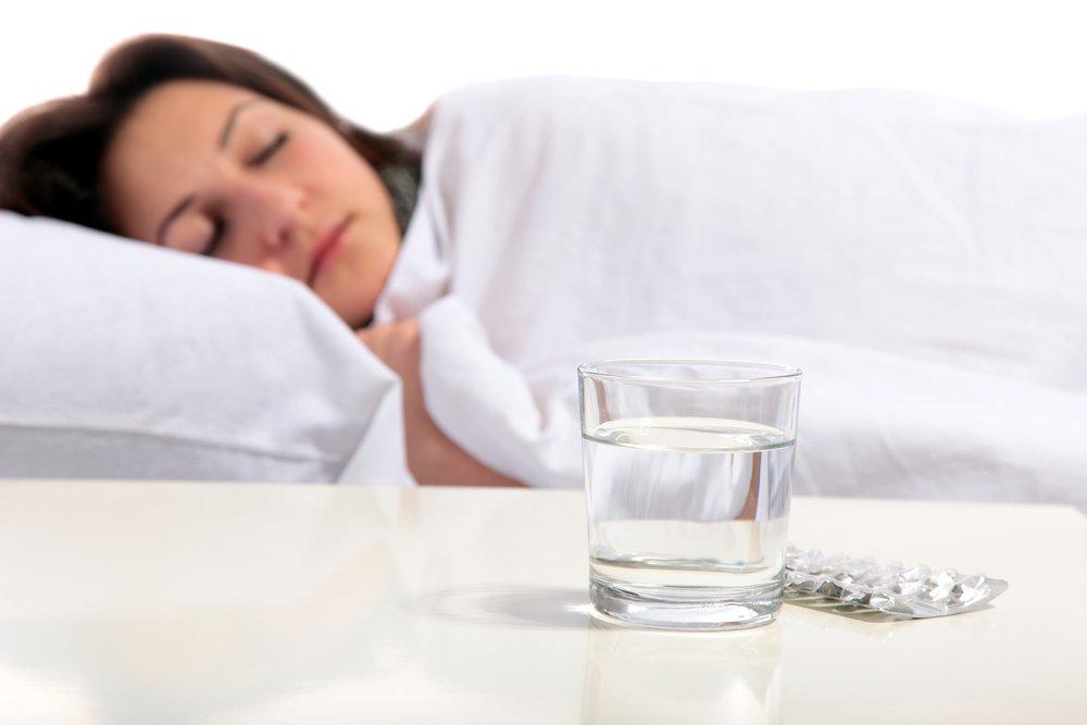 Если безопасные лекарства для нормализации сна?