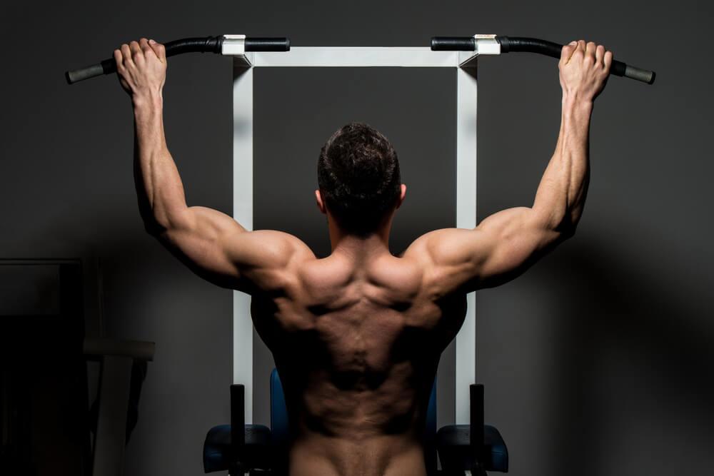 Комплекс упражнений для подготовки к подтягиваниям