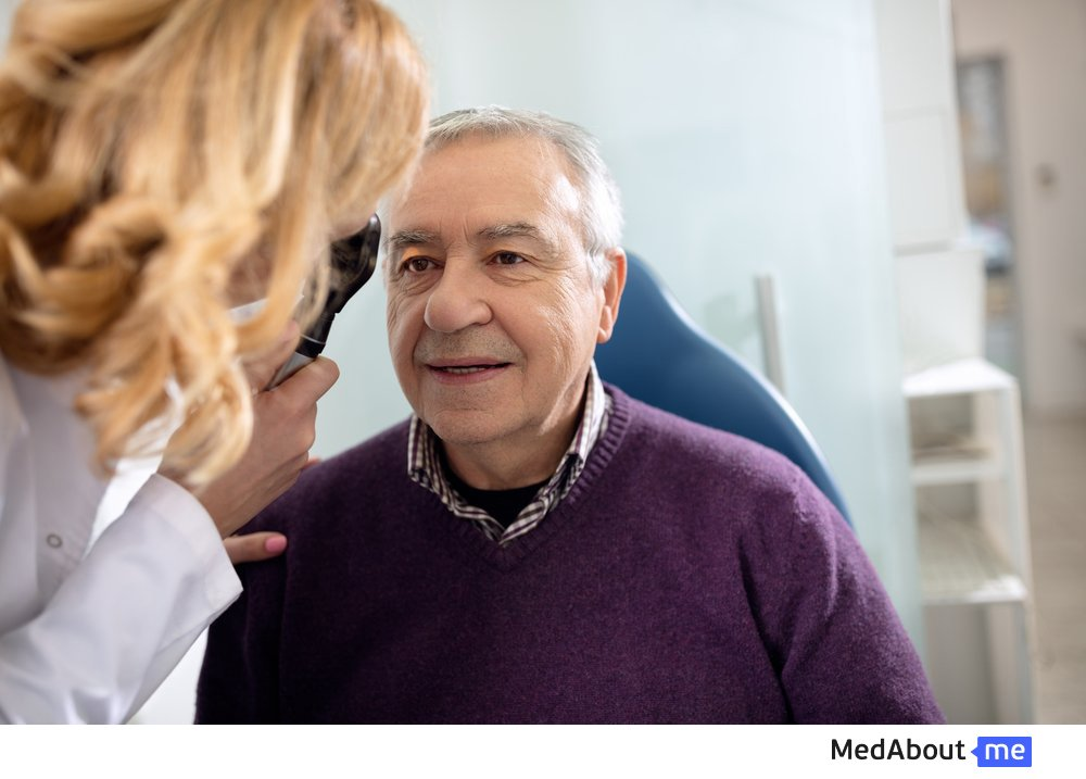 Глаукома у взрослых