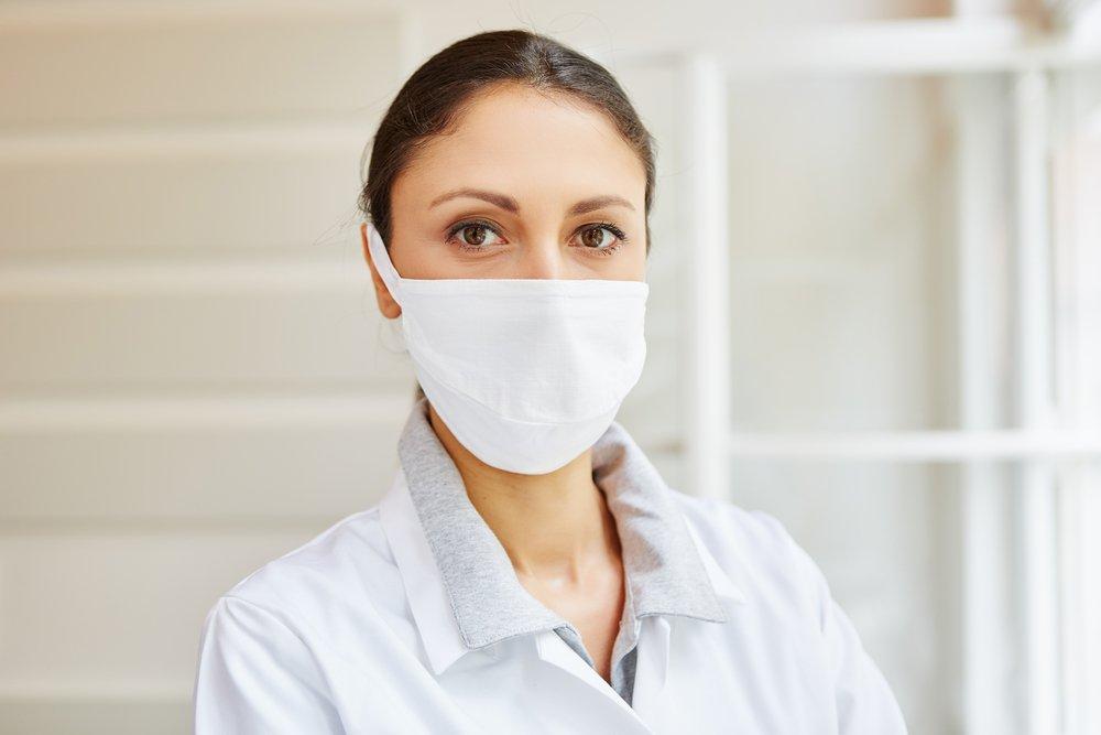 Что представляет собой медицинская маска для лица