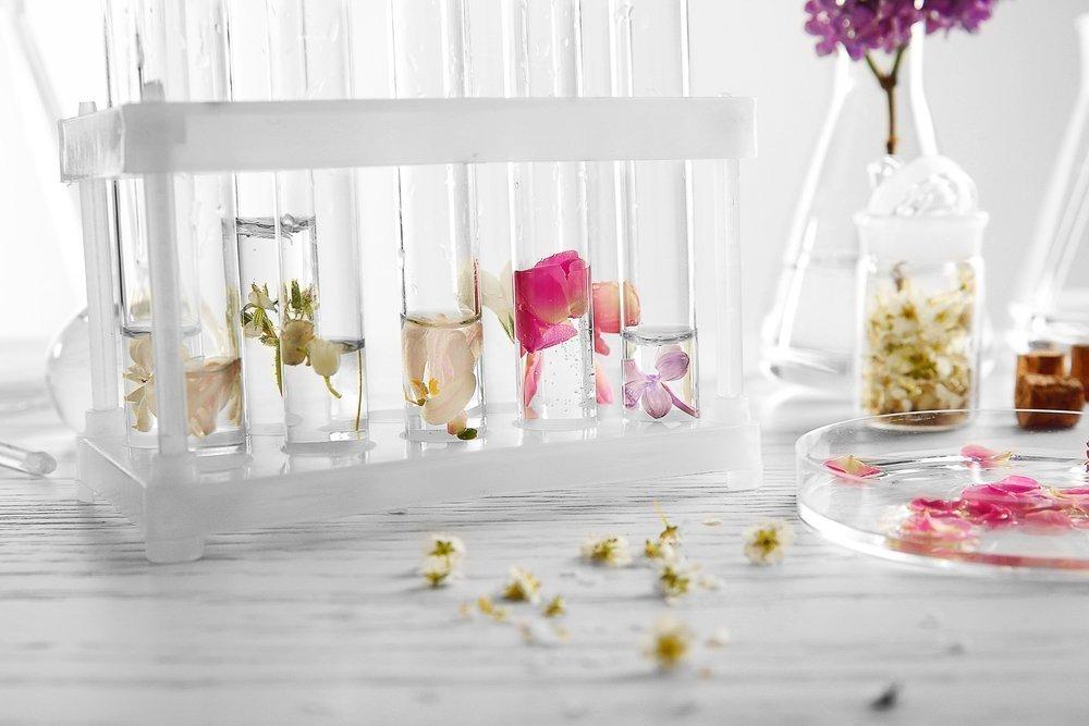 Рецепты «домашнего» парфюма