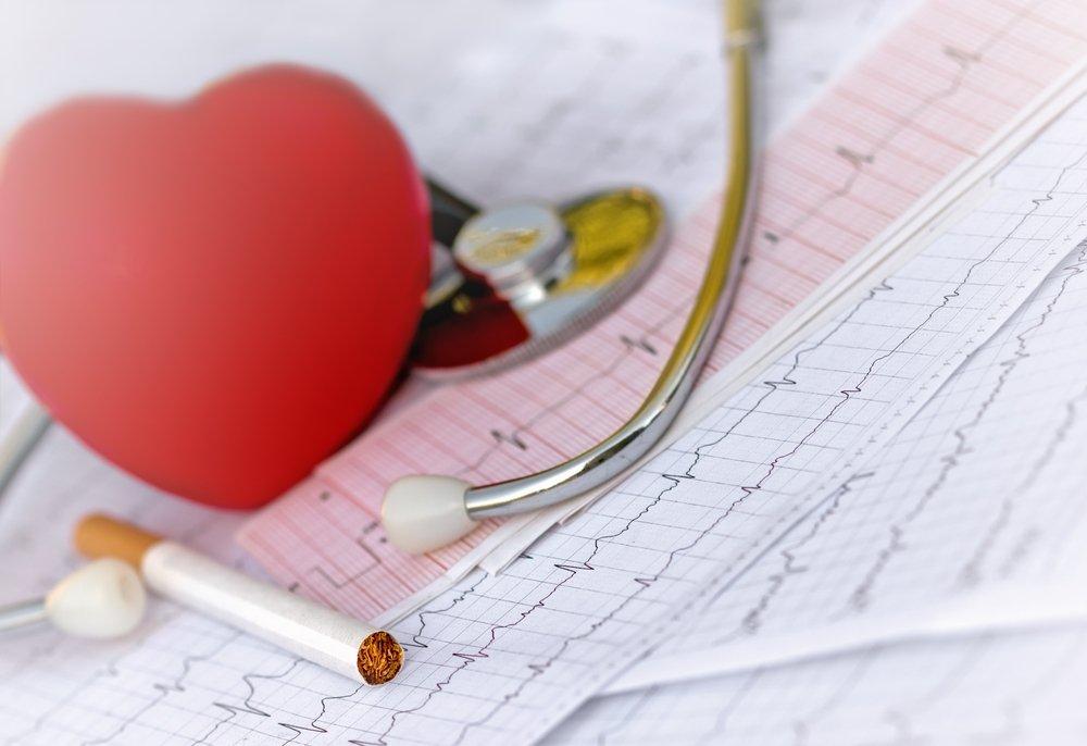 Топ-5 факторов риска развития болезней сердца и сосудов