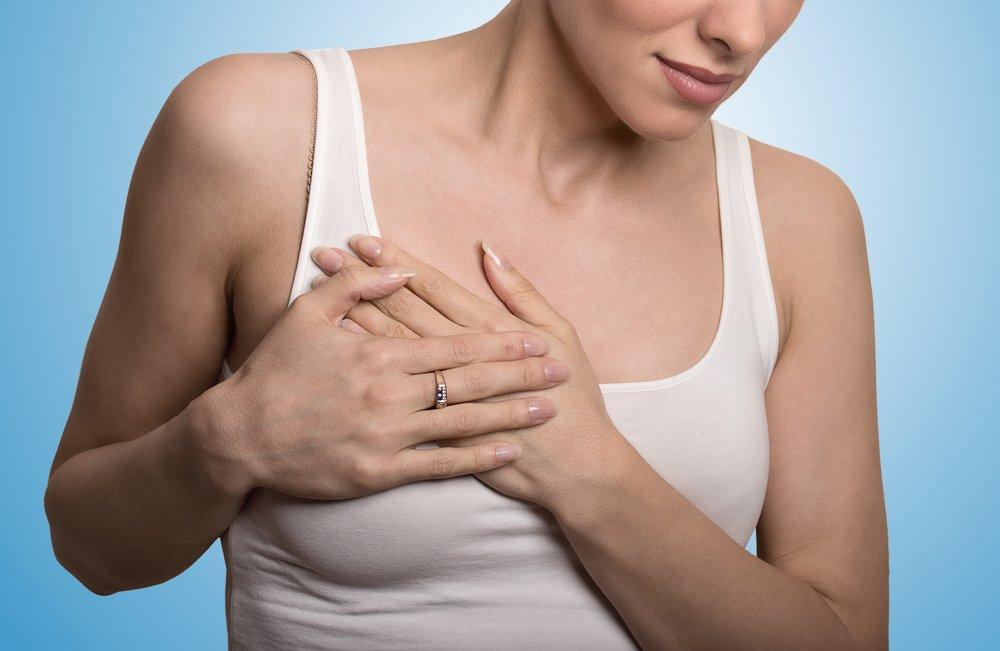 Диффузная и узловая мастопатия после 40 лет