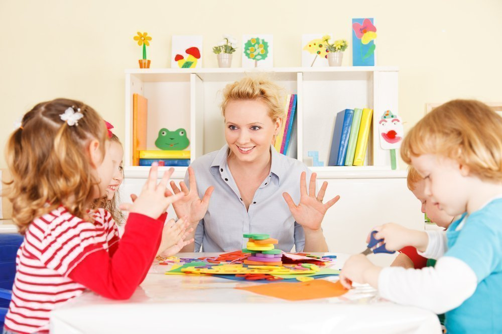 Характерные особенности раннего и дошкольного развития ребенка