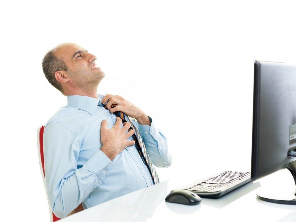 Роль стресса в сердечно-сосудистой патологии