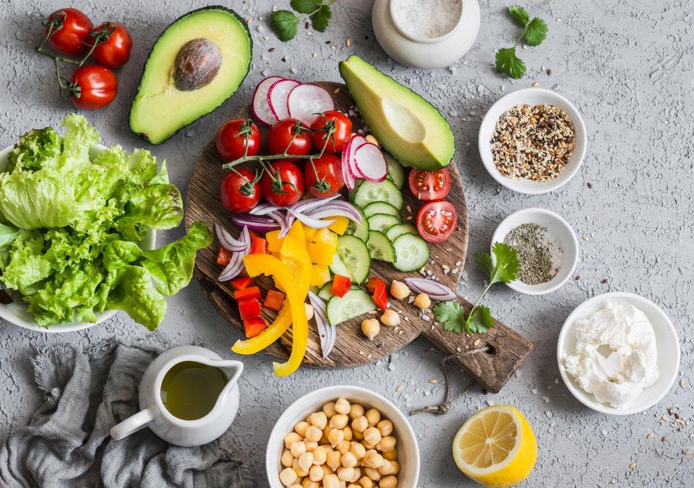 Главные принципы Средиземноморской диеты