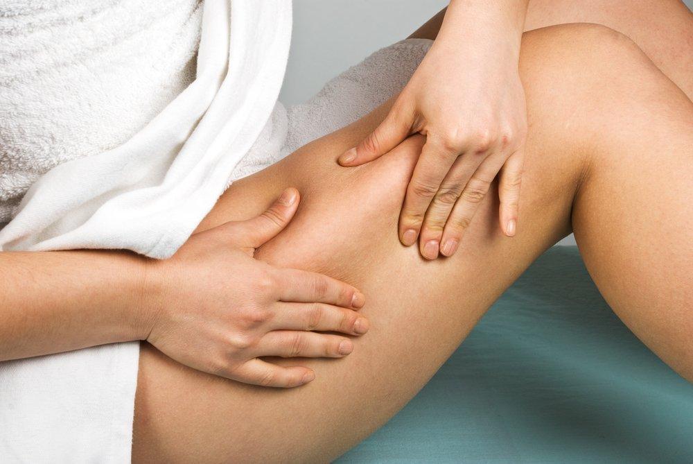 Боремся с целлюлитом при помощи массажа